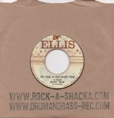 Alton Ellis - My Time Is The Right Time / If I Had The Right (Ellis / Rock-A-Shacka) JPN 7""